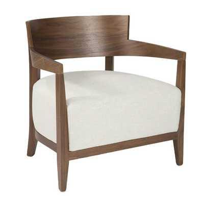 Volta Fabric Arm Chair - AllModern