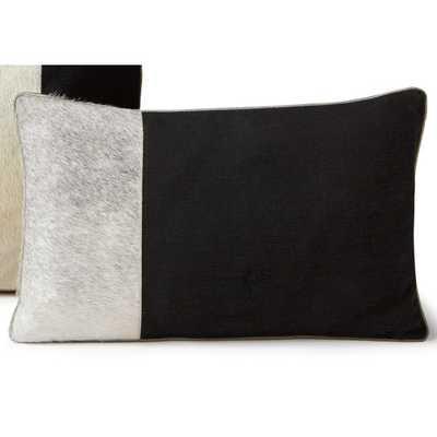 """Dusk Lumbar Pillow - 12"""" H x 20"""" W - Down/Feather fill - AllModern"""
