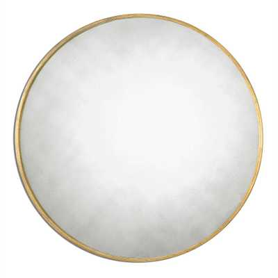 Junius Round Mirror - Hudsonhill Foundry