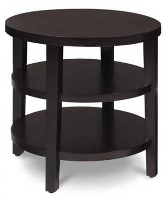Merge Round End Table - Home Decorators