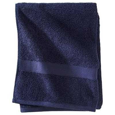 "Thresholdâ""¢ Performance Solid Bath Towels-Bath towel-Xavier navy - Target"