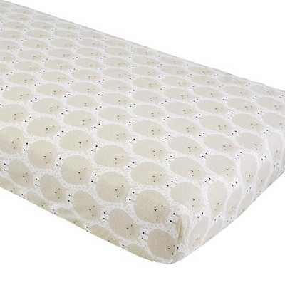 Sheepish Crib Sheet - Land of Nod