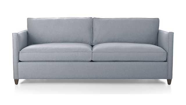 Dryden Sofa - Silvermist - Crate and Barrel
