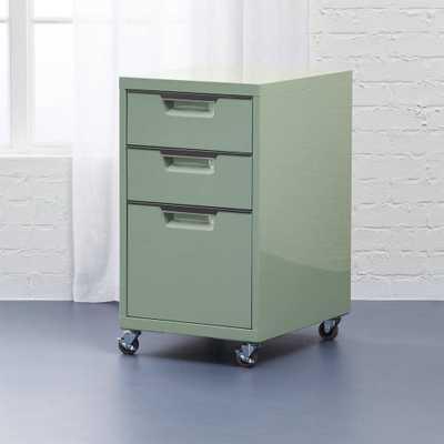 TPS mint file cabinet - Domino