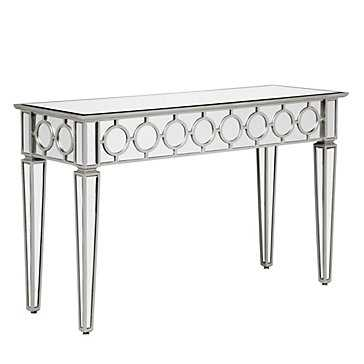 Sophie Mirrored Console Table - Z Gallerie