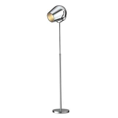 Floor Lamp Chrome Finish - Rosen Studio