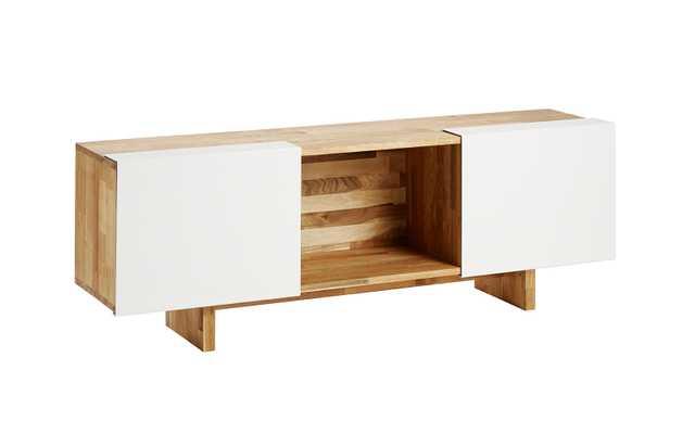 3X Shelf with Base - Domino