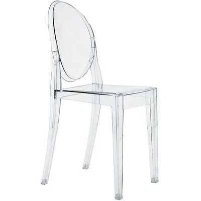 Victoria Ghost Chair - Design Within Reach
