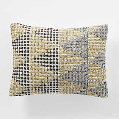 "Margo Selby Dots Pillow Cover - 12""x16""-no insert - West Elm"