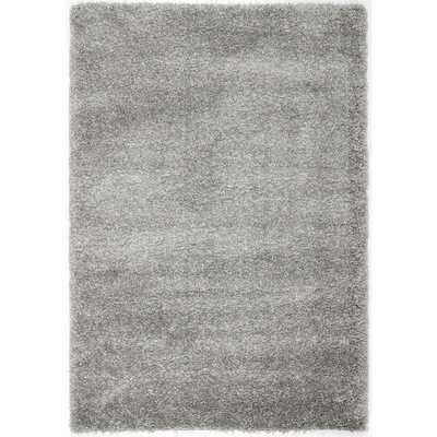 Safavieh California Cozy Solid Silver Shag Rug (8'6 x 12') - Overstock