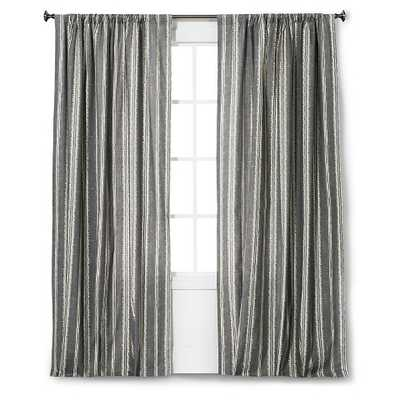 "Edison Curtain Panel - The Industrial Shopâ""¢- 55"" x 84"" - Target"