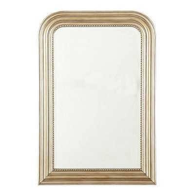 Louis Mirror - Wall - Silver - Ballard Designs