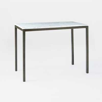 Box Frame Counter Table - West Elm