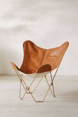 Leather Butterfly Chair Cover - Urban Outfitters