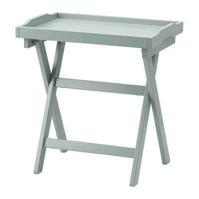 MARYD Tray table, green - Ikea