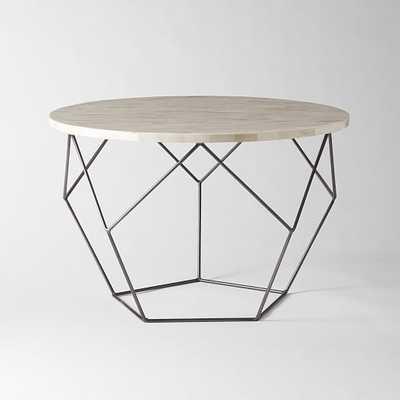Origami Coffee Table - Medium - West Elm