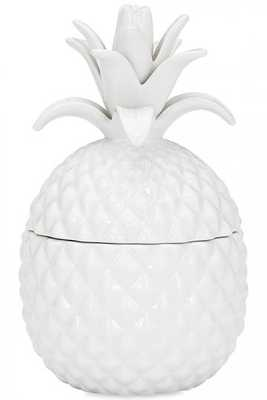 Lidded Pineapple - Home Depot