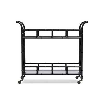 Chippendale Bar Cart - Williams Sonoma Home