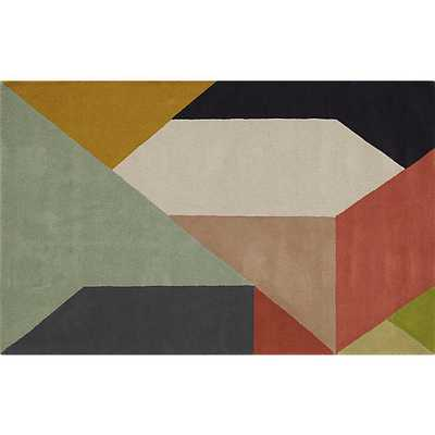 Division rug - 8x10 - CB2