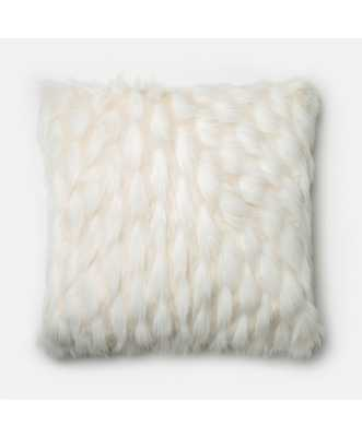 "SWANEE PILLOW - 22"" x 22"",  Down Filled - Lulu and Georgia"