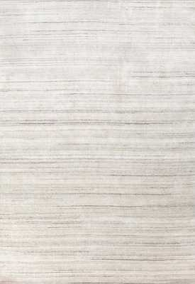 ICELANDIA WHITE HAND KNOTTED RUG - 8x10 - Dash and Albert