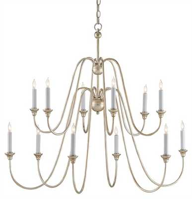 ORION CHANDELIER - Currey and Company