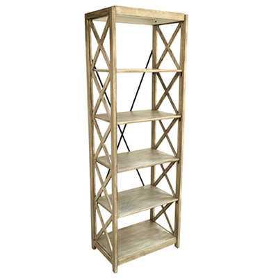 """Brookline Tall 72"""" Standard Bookcase - Wayfair"""