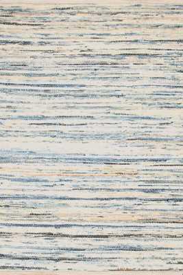 Denim Rag Woven Cotton Rug - 8'x10' - Dash and Albert