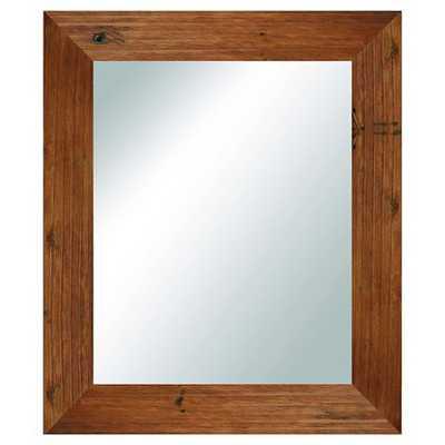 PTM Reclaimed Wood Vanity Mirror - Target