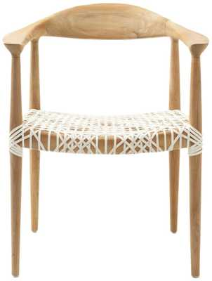 Bandelier Arm Chair - Domino
