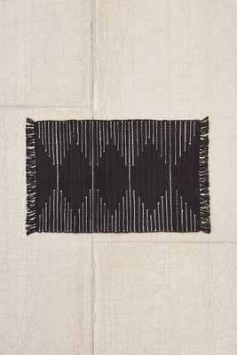 Plum & Bow Connected Stripe Rag Rug- 2'x3' - Urban Outfitters
