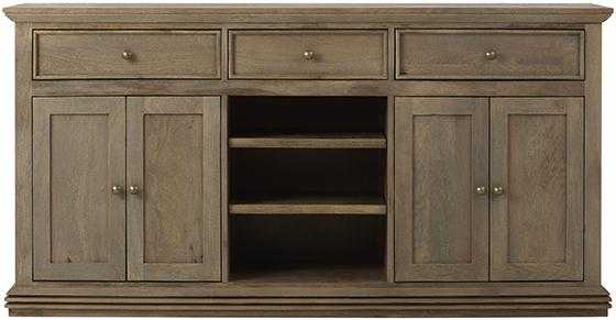 Aldridge Sideboard - Antique Grey - Home Depot