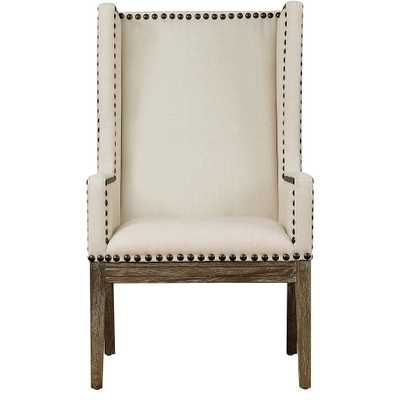 Addilyn BEIGE LINEN CHAIR        Previous                Next - Maren Home