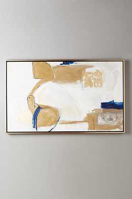 "Serenity Wall Art - 62""H, 38""W - Framed, No Mat - Anthropologie"