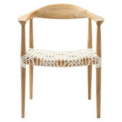 Safavieh Fes Arm Chair - Target