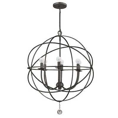 Orb Chandelier - Bronze - Large - Ballard Designs
