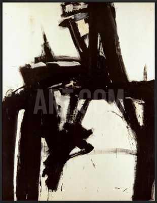 UNTITLED, 1957- Frame Ronda Ii Black - art.com