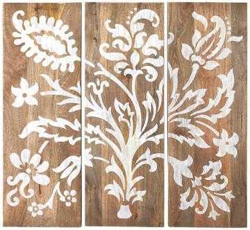 FARIA WOOD WALL PANEL - Home Decorators