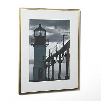 Hendry 11x14 Wall Frame - Crate and Barrel