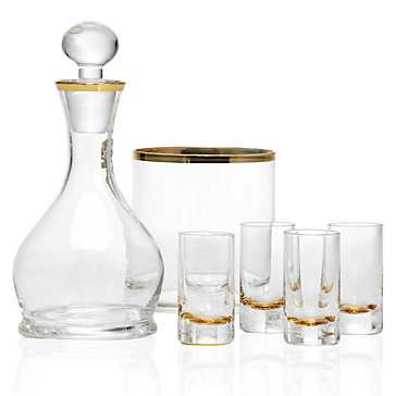 Salud Gift Set - Gold - Z Gallerie