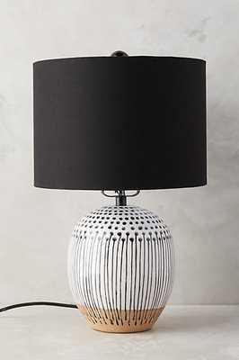 Uteki Painted Lamp Ensemble - Large - Anthropologie