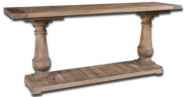 Stratford, Console - Hudsonhill Foundry