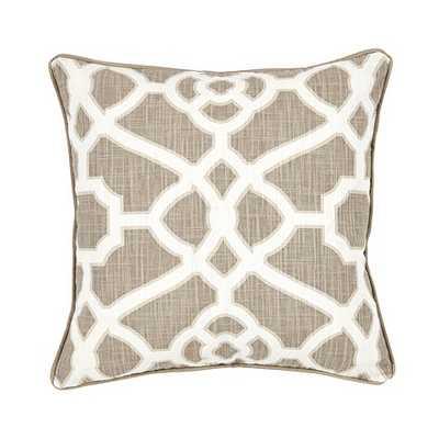 Meyers Pillow - With Insert - Ballard Designs