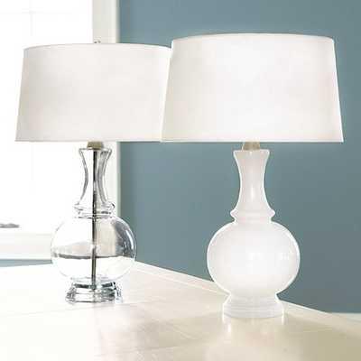 Madison Lamp - White - Ballard Designs