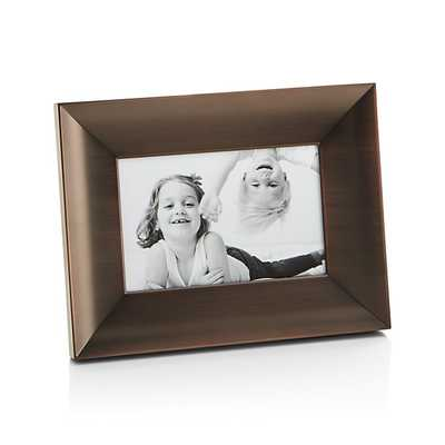 "Hamlin Picture Frame - 4"" x 6"" - Crate and Barrel"