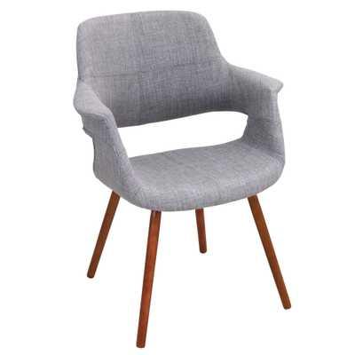 Vintage Flair Chair - Light Grey - Hollis Modern