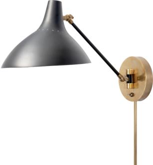 Charlton wall light - Black - Circa Lighting