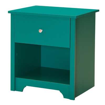 South Shore Vito 1-drawer Night Stand - Overstock