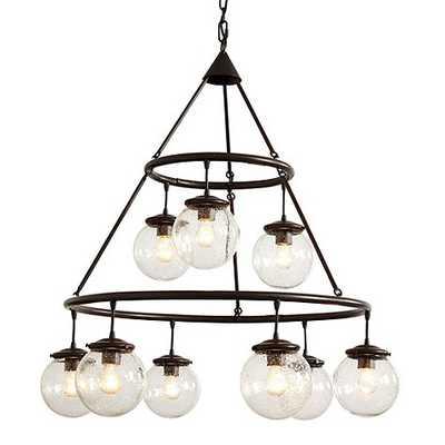 Darby 9-Light Chandelier - Ballard Designs