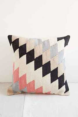 Plum & Bow Andanda Kilim Pillow- Insert included - Urban Outfitters